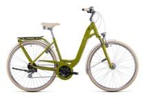 Citybike Cube Ella Ride avocado´n´cream