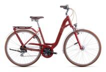Citybike Cube Ella Ride auburn´n´salmon