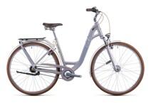 Citybike Cube Ella Cruise pearlysilver´n´white
