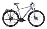 Trekkingbike Cube Nature EXC Allroad polarsilver´n´black