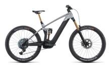 e-Mountainbike Cube Stereo Hybrid 160 HPC SLT 750 27.5 prizmsilver