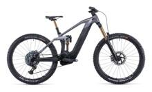 e-Mountainbike Cube Stereo Hybrid 160 HPC SLT 625 27.5 prizmsilver