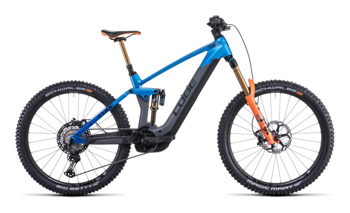 e-Mountainbike Cube Stereo Hybrid 160 HPC Actionteam 750 27.5 2022