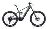 e-Mountainbike Cube Stereo Hybrid 160 HPC TM 750 27.5 flashgrey´n´oliv