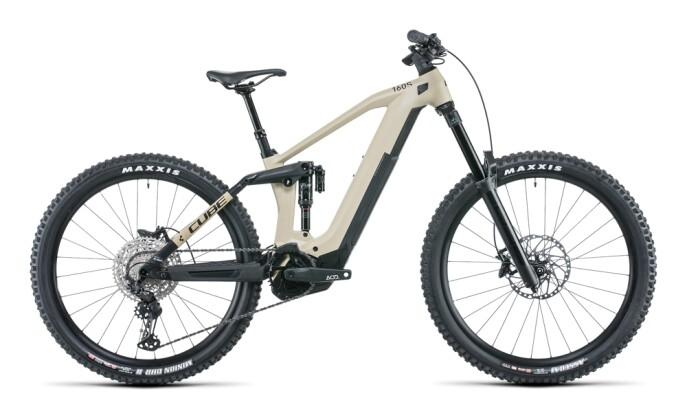 e-Mountainbike Cube Stereo Hybrid 160 HPC SL 625 27.5 desert´n´black 2022