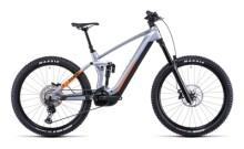 e-Mountainbike Cube Stereo Hybrid 160 HPC SL 750 27.5 polarsilver´n´or