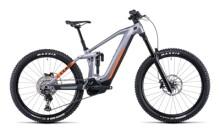 e-Mountainbike Cube Stereo Hybrid 160 HPC SL 625 27.5 polarsilver