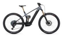 e-Mountainbike Cube Stereo Hybrid 140 HPC SLT 750 29 prizmsilver
