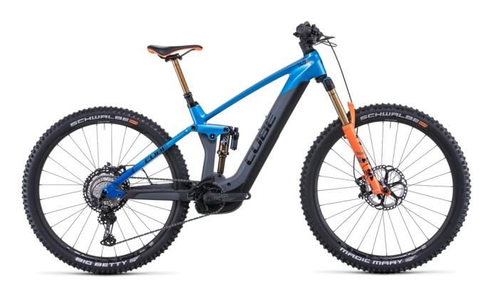 e-Mountainbike Cube Stereo Hybrid 140 HPC Actionteam 625 27.5 2022
