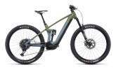 e-Mountainbike Cube Stereo Hybrid 140 HPC TM 750 29 flashgrey´n´olive