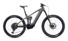 e-Mountainbike Cube Stereo Hybrid 140 HPC TM 625 27.5 flashgrey´n´oliv