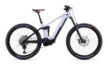 e-Mountainbike Cube Stereo Hybrid 140 HPC SL 625 27.5 violetwhite´n´bl