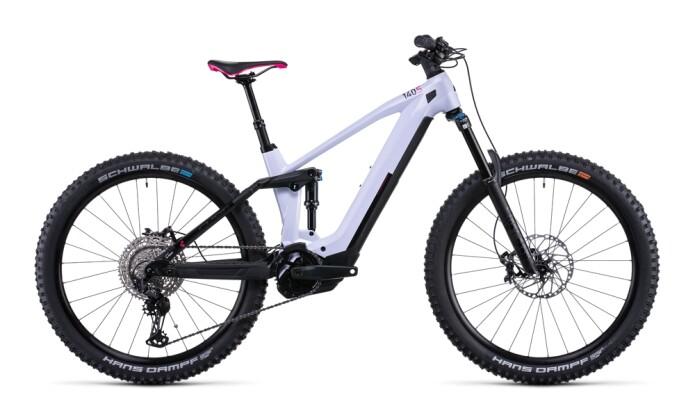 e-Mountainbike Cube Stereo Hybrid 140 HPC SL 625 27.5 violetwhite´n´bl 2022