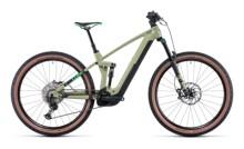 e-Mountainbike Cube Stereo Hybrid 140 HPC SL 750 29 green´n´flashgreen