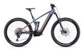 e-Mountainbike Cube Stereo Hybrid 140 HPC SL 750 29 flashgrey´n´orange