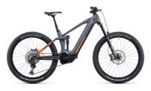 e-Mountainbike Cube Stereo Hybrid 140 HPC SL 625 27.5 flashgrey´n´oran