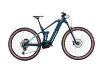 e-Mountainbike Cube Stereo Hybrid 140 HPC Race 625 teal´n´mint