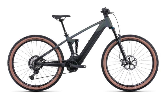 e-Mountainbike Cube Stereo Hybrid 120 SLT 750 29 prizmblack´n´black 2022