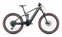 e-Mountainbike Cube Stereo Hybrid 120 TM 625 27.5 flashgrey´n´olive