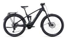 e-Mountainbike Cube Stereo Hybrid 120 SL Allroad 750 29 black´n´metal