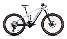 e-Mountainbike Cube Stereo Hybrid 120 SL 750 29 white´n´grey