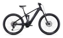 e-Mountainbike Cube Stereo Hybrid 120 SL 750 29 black´n´metal