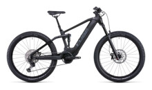 e-Mountainbike Cube Stereo Hybrid 120 SL 625 27.5 black´n´metal