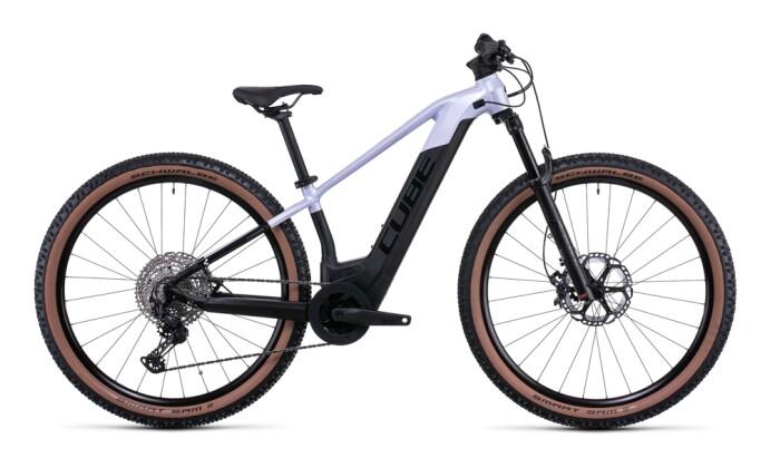 e-Mountainbike Cube Reaction Hybrid SLT 750 29 violetwhite´n´black 2022