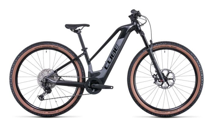 e-Mountainbike Cube Reaction Hybrid SLT 625 29 prizmblack´n´black 2022