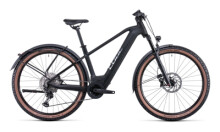 e-Mountainbike Cube Reaction Hybrid SL 750 Allroad 29 black´n´metal