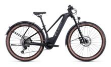 e-Mountainbike Cube Reaction Hybrid SL 625 Allroad 29 black´n´metal