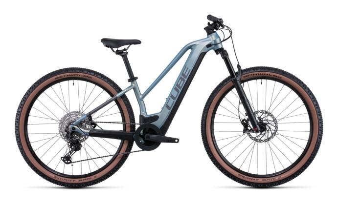 e-Mountainbike Cube Reaction Hybrid SL 625 29 sagemetallic´n´silver 2022