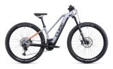 e-Mountainbike Cube Reaction Hybrid SL 625 29 polarsilver´n´orange