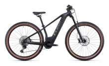 e-Mountainbike Cube Reaction Hybrid SL 625 29 black´n´metal