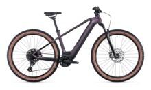 e-Mountainbike Cube Reaction Hybrid EXC 750 29 smokylilac´n´black