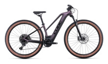 e-Mountainbike Cube Reaction Hybrid EXC 625 29 smokylilac´n´black