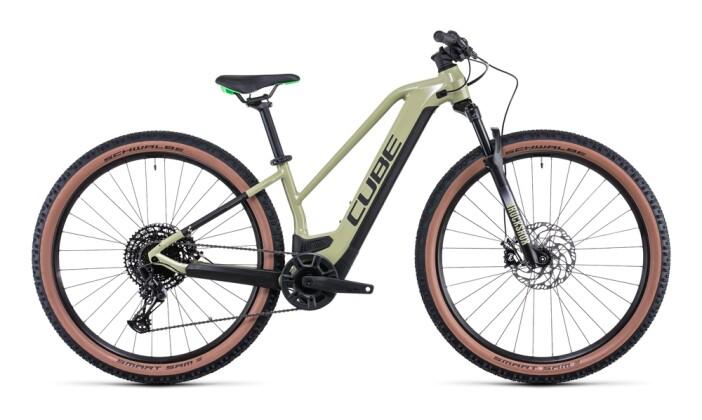 e-Mountainbike Cube Reaction Hybrid EXC 625 29 green´n´flashgreen 2022