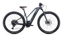 e-Mountainbike Cube Reaction Hybrid EXC 625 29 grey´n´red
