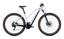 e-Mountainbike Cube Reaction Hybrid ONE 500 white´n´grey