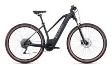 e-Mountainbike Cube Reaction Hybrid ONE 625 black´n´metal