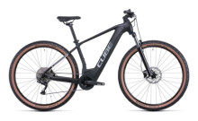 e-Mountainbike Cube Reaction Hybrid ONE 500 black´n´metal