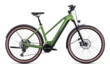 e-Mountainbike Cube Nuride Hybrid SL 750 Allroad forest´n´black