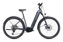 e-Mountainbike Cube Nuride Hybrid SL 750 Allroad flashgrey´n´orange