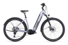 e-Mountainbike Cube Nuride Hybrid EXC 625 Allroad polarsilver´n´black