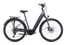 e-Citybike Cube Supreme Sport Hybrid EXC 625 graphite´n´black