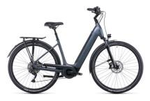 e-Citybike Cube Supreme Sport Hybrid Pro 625 grey´n´grey