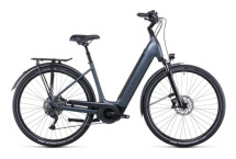 e-Citybike Cube Supreme Sport Hybrid Pro 500 grey´n´grey