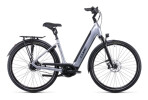 e-Citybike Cube Supreme RT Hybrid SL 625 polarsilver´n´black