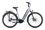 e-Citybike Cube Supreme Hybrid SL 625 polarsilver´n´black