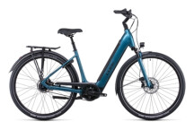 e-Citybike Cube Supreme RT Hybrid EXC 625 blue´n´black